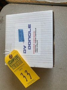 DV DONGLE USB CABLE (NEW IN BOX) (LOCATED IN INMAN SC)