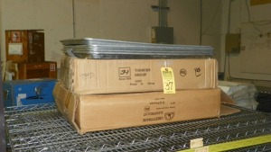 FULL SIZE SHEET PANS - 24- NEW IN BOX / 6- USED